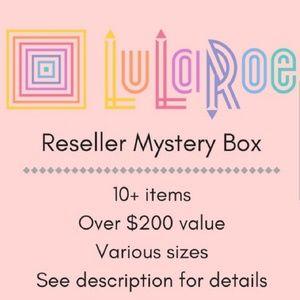 Lularoe mystery resell box